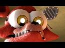 Топ 5 Смешных Анимаций Фнаф - 5 Ночей с Фредди фнаф мультики