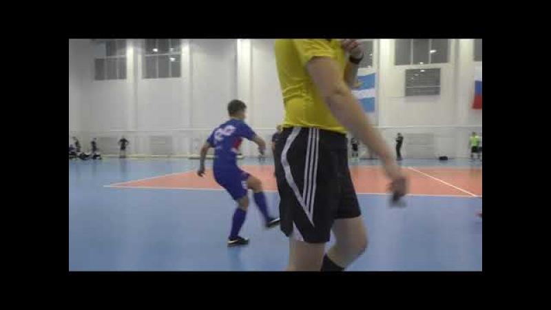 ФК «PepsiCo»- ФК «Ювелиры» 2 тайм