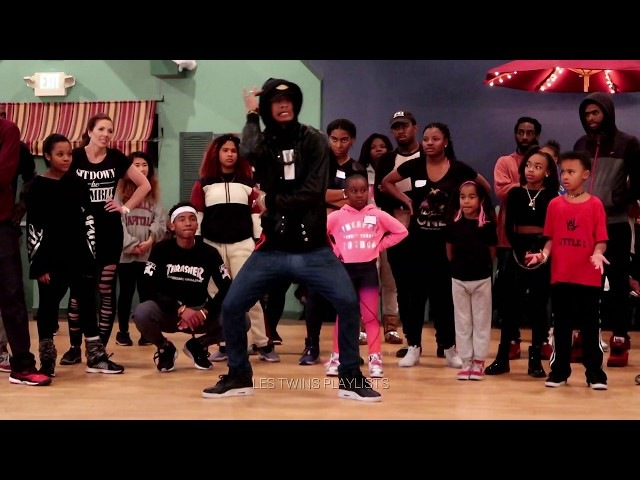 Les Twins Baltimore Workshop   Final Choreography Freestyle