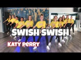Swish Swish - Katy Perry - Easy Kids Dance Video - Choreography #swishswishchallenge