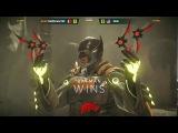 Injustice 2 Pro Series East Coast Throwdown Top 32 to Top 8 SonicFox, Foxy Grampa, Tekken Master