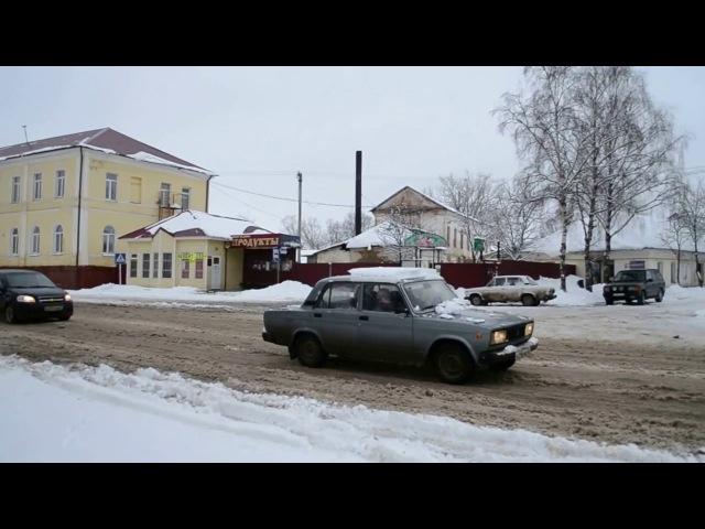 Комсомольская улица (ВЯЗЬМА) [07.04.2012] 2