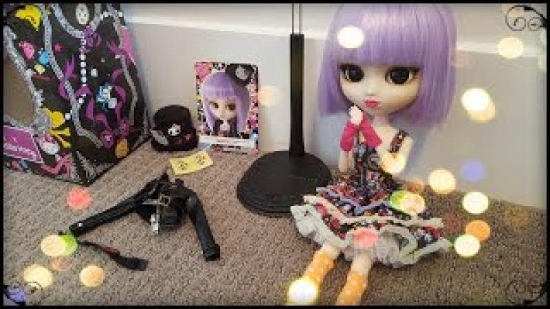 NEW PULLIP DOLL: Tokidoki Hello Kitty Violetta