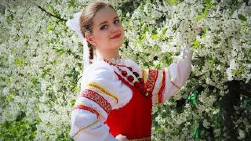 Варенька,русская народная песня.Russian folk song