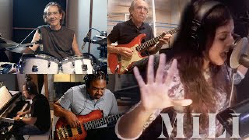 MILI - DREAM LIKE A SKYLARK Vinnie Colaiuta, Michael Landau, James Genus, George Whitty