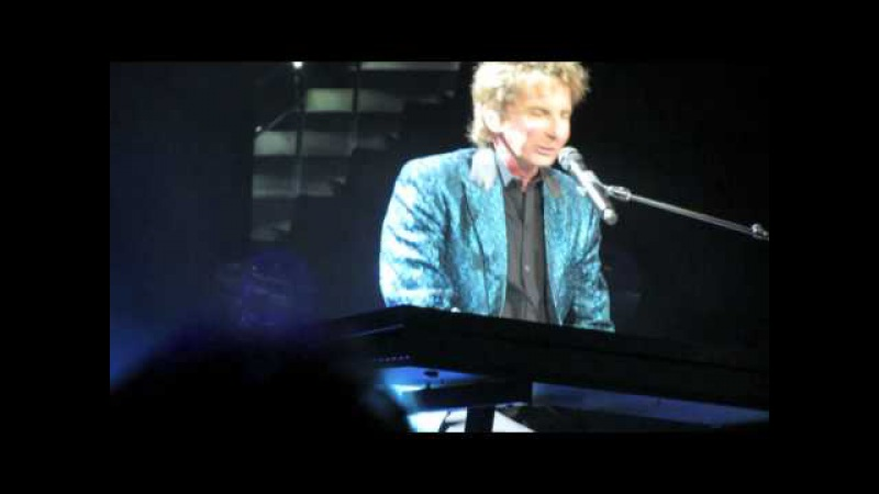 Barry Manilow Live in Raleigh, NC 04/26/2013