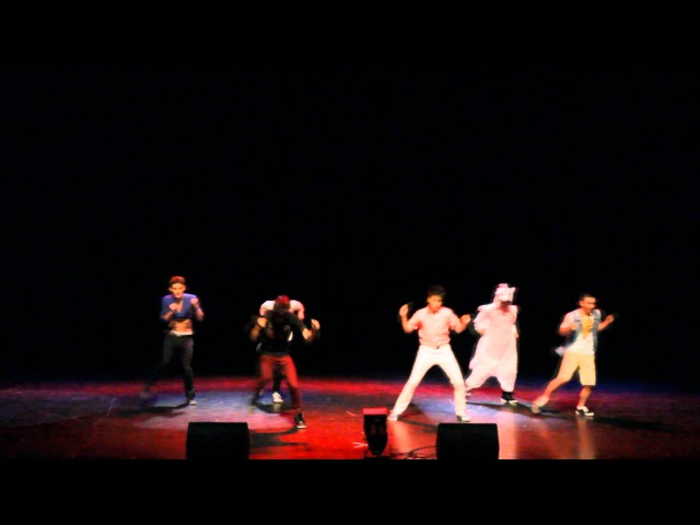 [EAST2WEST2] The Next Stage - Gangnam Style (강남 스타일) by PSY (FINALE)