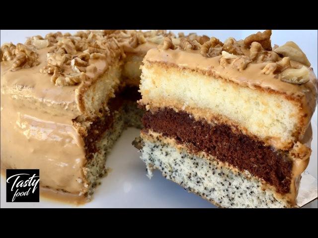 Торт Королевский | Самый Вкусный Рецепт Моей Семьи!