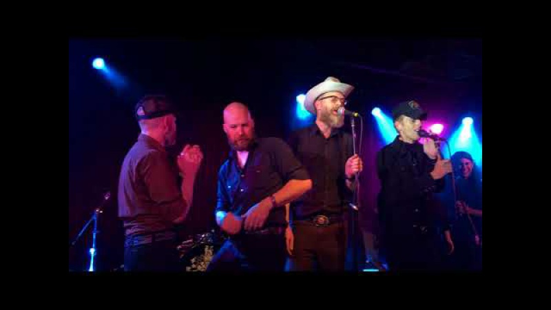 Slim Cessna's Auto Club Commandment 3 live at 16 tons moscow october 3 2017