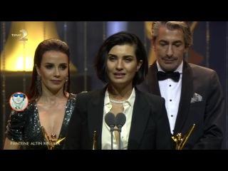 Tuba Büyüküstün, Kenan İmirzalıoğlu, Erkan Petekkaya,Cansu Dere, Engin Akyürek, Songül Öden,Ödülleri