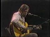 Dave Van Ronk - Philadelphia Folk Festival 1981