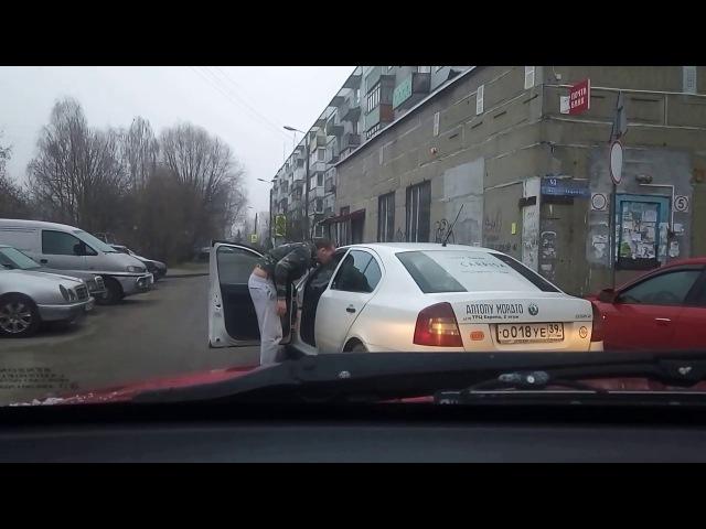 Герои нашего города. Ул. Шевцовой в Калининграде. 3 февраля 2018 г.