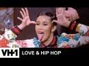 Cardi B Throws Her Shoe At Asia A Fight Breaks Out | Love Hip Hop
