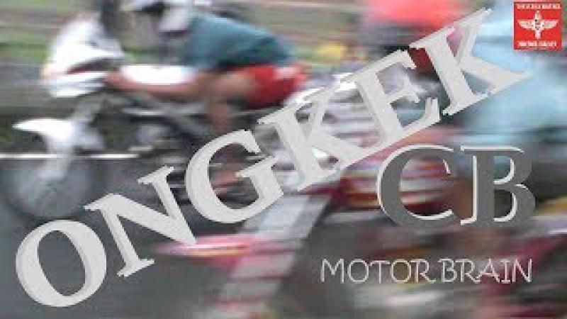 SANGAR ABIS ! JUMPING SLIDING MENGERIKAN ONGKEK HEREX EXTRIME - MOTOR BRAIN DRAG BIKE