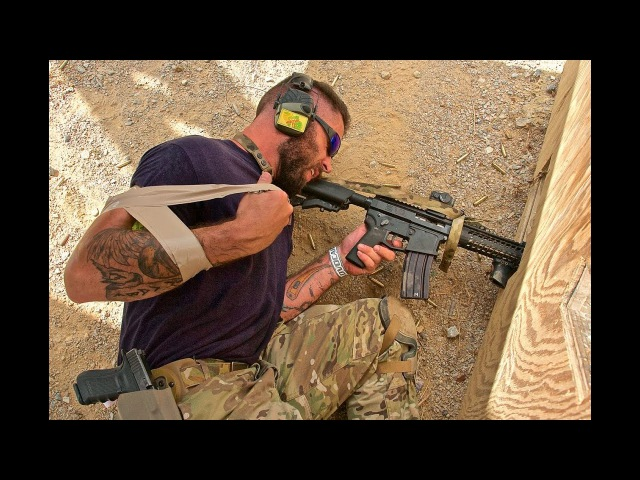 Talon Defense Injured Shooter 2-Day