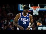 Обзор НБА Филадельфия Сиксерс  Юта Джаз 21.11.17