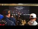 Sergey Kovalev vs. Vyacheslav Shabranskyy Final Press Conference
