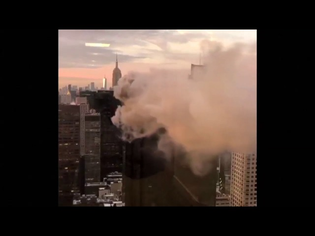 Two injured in fire at New York's Trump Tower officials
