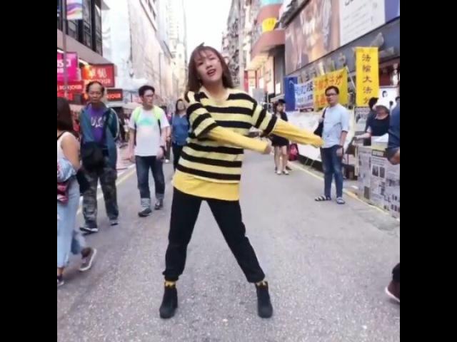 "BTS FANPAGE on Instagram: ""Go Go cover by @dance.san. . . BTS BangtanSonyeondan BangtanBoys BehindTheScenes Jimin Jungkook V Jhope Suga J..."