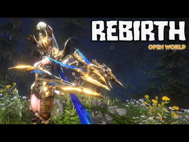 Akhirnya Rilis! | REBIRTH : Shadow of Salvation [KR] Android/iOS MMORPG (Indonesia)