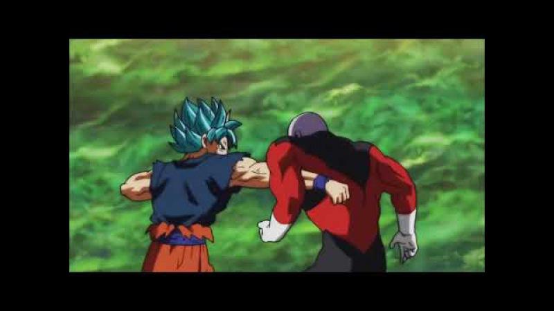 Goku Almost Defeat Jiren - Dragon Ball Super Moments Ep 123 [Eng Sub]