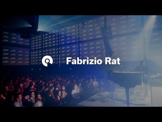Fabrizio Rat (Live) @ Marathon Gaite Lyrique, Paris (BE-AT.TV)