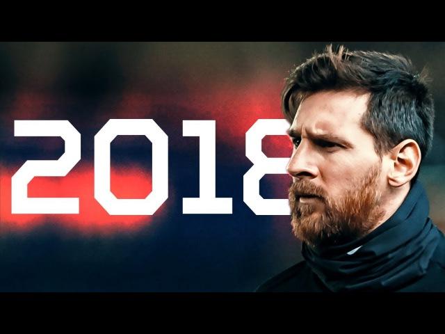 Lionel Messi 2018 ● Magic Dribbling Skills HD смотреть онлайн без регистрации