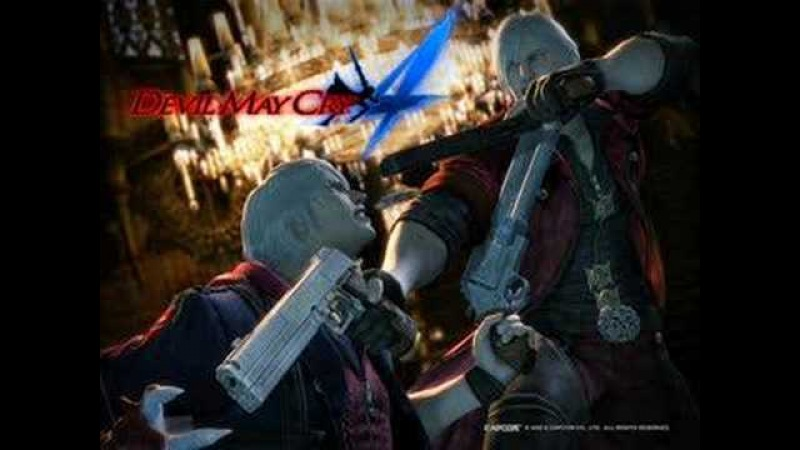 Devil May Cry 4: The Time Has Come (Nello combat generic)
