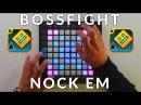 Bossfight - Nock Em (Geometry Dash Sub-zero) Launchpad Cover