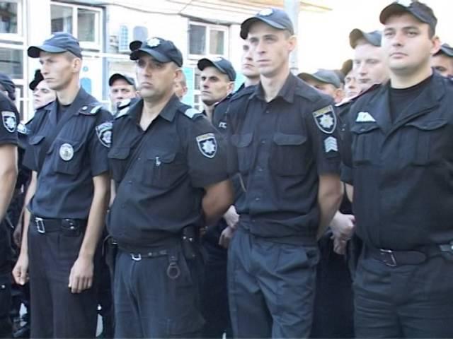 У Вінницькому ВПУ Департаменту поліції охорони розпочався новий навчальний рік