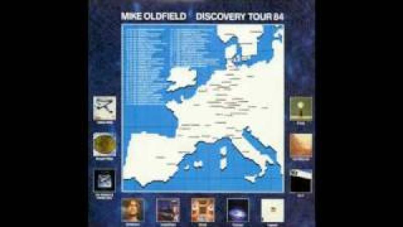 Mike Oldfield - Crystal Gazing