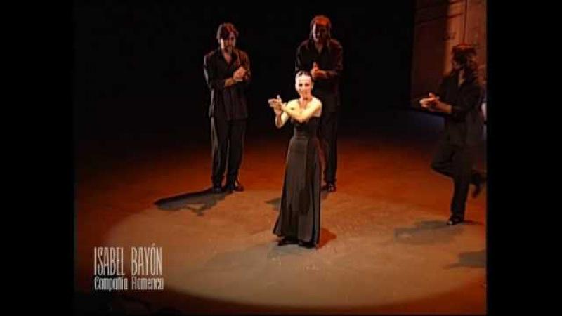 Isabel Bayón Compañía Flamenca. LA PUERTA ABIERTA