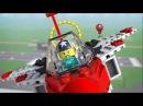 Веселая игра LEGO City - Лего Сити героические миссии как мульт