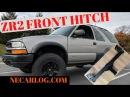 S10 Blazer ZR2 Front Hitch