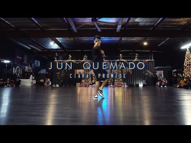 Jun Quemado   Ciara - Promise   Snowglobe Perspective