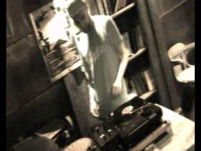 Saint P Scratchin': Dj U-reek, Dj Shipa, Krazy Drayz (dAs eFx), Real hip-hop