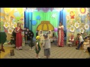 сказка КОЛОБОК младшая группа №7 РОМАШКА 30. 03. 2016