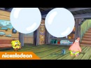 Губка Боб Золотые моменты Покрасить стены Nickelodeon Россия
