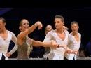 Vorrunde der Deutschen Meisterschaften im Lateinfomationstanzen - Sport Show Spezial