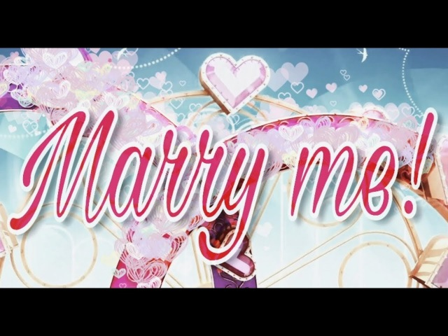 ESP - Marry me! (10 B) (Davai pozhenimsya! parody)