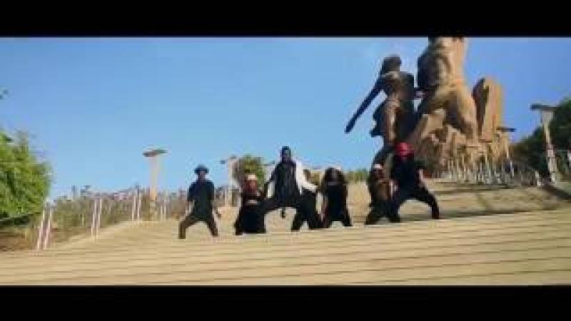Akon ft youssou ndour khalisss (clip officiel)