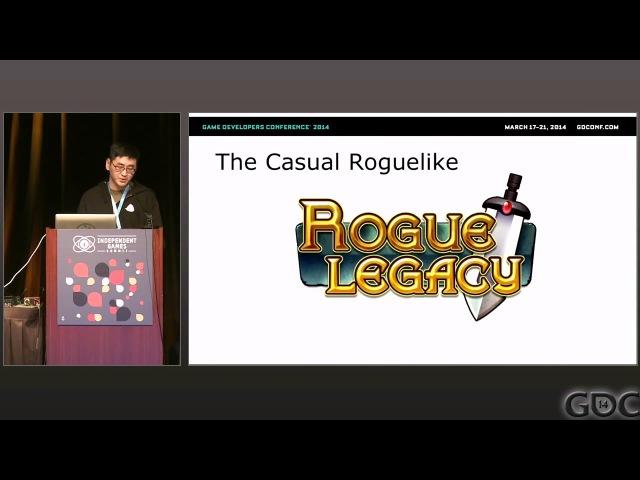 Rogue Legacy Design Postmortem: Budget Development