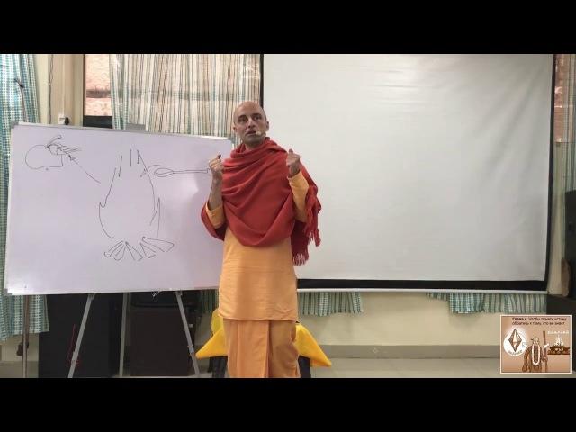 17 лекция. Бхагавад-Гита. Глава 4 (Вриндаван, 25.12.2017) Ватсала дас