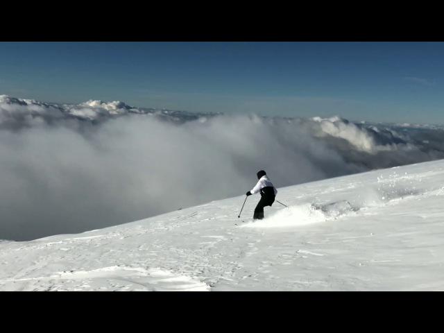 Sierra Nevada alcanza los 100 km de nieve polvo (15/01/2018)