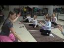 Анна Апостолова - йога, фитнес, индийские танцы для детей 6-8 лет.