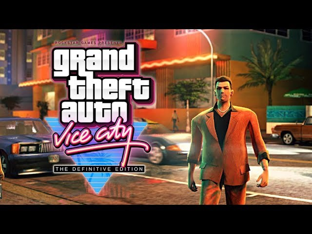 Grand Theft Auto Vice City - Remastered Trailer (fan-made)