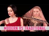 Indian Lookbook Modern VS Traditional ethnic wear Poonam&ampPriyanka