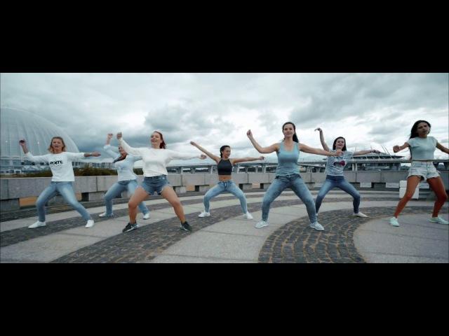 Valenti Muevete Asi Reggaeton choreography by Angie