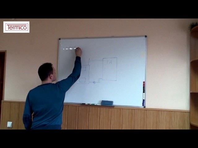 Как подобрать объем теплоаккумулятора? Расчет емкости теплоаккумулятора