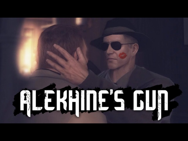 KISS OF DEATH Alekhine's Gun Gameplay Part 5